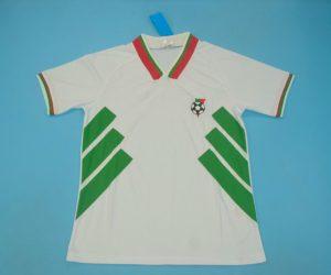 Shirt Front, Bulgaria 1994 Home Short-Sleeve