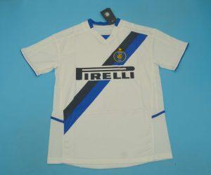 Shirt Front, Inter Milan 2002-2003 Away Short-Sleeve