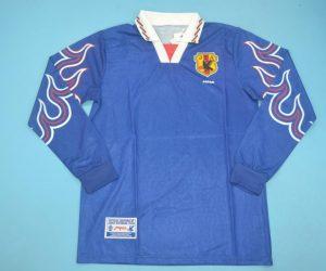Shirt Front, Japan 1998 Home Long-Sleeve