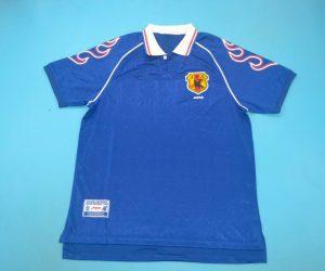 Shirt Front, Japan 1998 Home Short-Sleeve