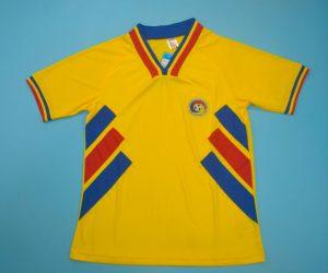 Shirt Front, Romania 1994 Home Short-Sleeve