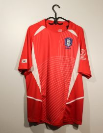 Shirt Front, South Korea 2002 Home Short-Sleeve