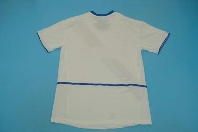 Shirt Back Blank, Inter Milan 2002-2003 Away Short-Sleeve