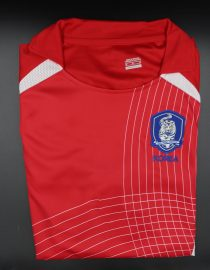 Shirt Front Alternate, South Korea 2002 Home Short-Sleeve