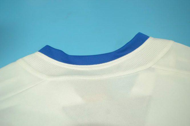Shirt Collar Back, Inter Milan 2002-2003 Away Short-Sleeve