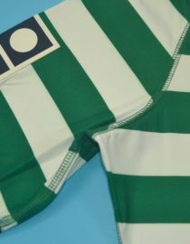 Shirt Sleeve, Sporting Lisbon Home Short-Sleeve