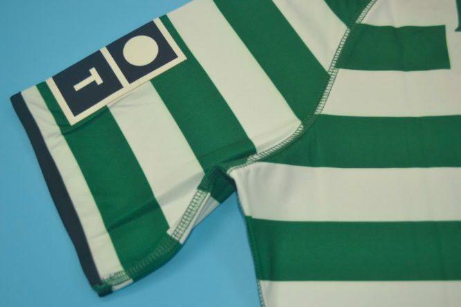 Shirt Sleeve, Sporting Lisbon Home Short-Sleeve