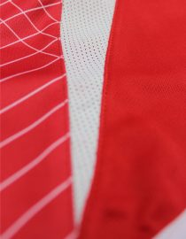Shirt Side Texture, South Korea 2002 Home Short-Sleeve