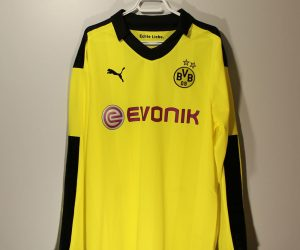 Shirt Front, Borussia Dortmund 2012-2013 Winter Christmas Long-Sleeve
