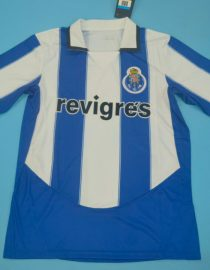 Shirt Front, FC Porto 2003-2004 Home Short-Sleeve