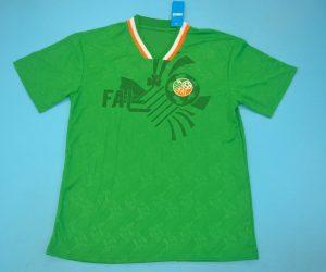 Shirt Front, Ireland 1994 Home Short-Sleeve