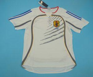 Shirt Front, Japan 2006 Away Short-Sleeve