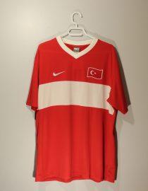 Shirt Front, Turkey 2008 Home Short-Sleeve