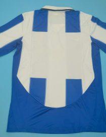 Shirt Back Blank, FC Porto 2003-2004 Home Short-Sleeve