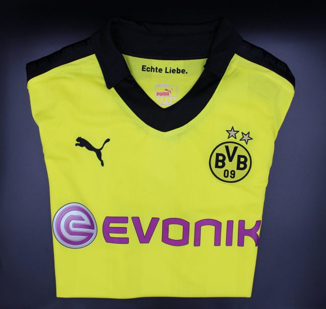 Shirt Front Alternate, Borussia Dortmund 2012-2013 Winter Christmas Long-Sleeve