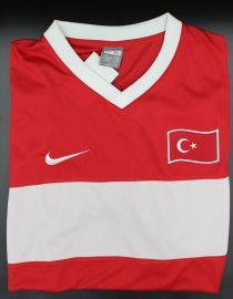 Shirt Front Alternate, Turkey 2008 Home Short-Sleeve