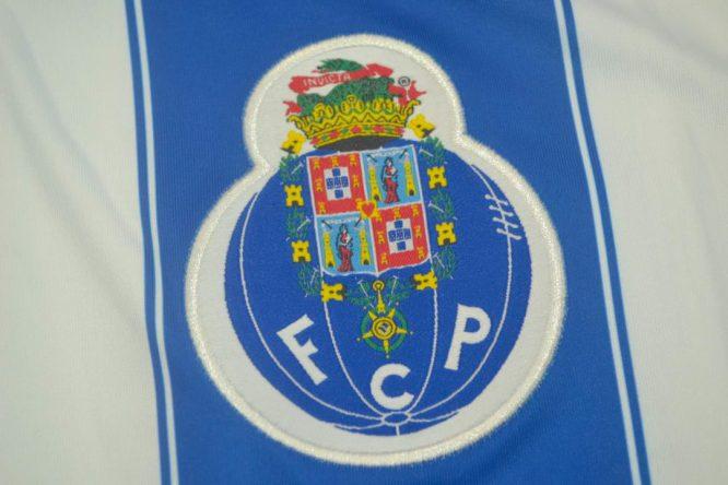 Shirt FC Porto Emblem, FC Porto 2003-2004 Home Short-Sleeve