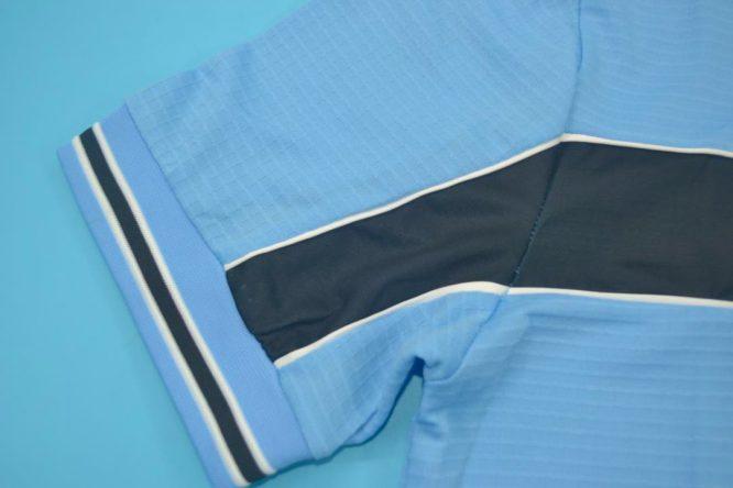 Shirt Sleeve, Lazio 1999-2000 Home Short-Sleeve