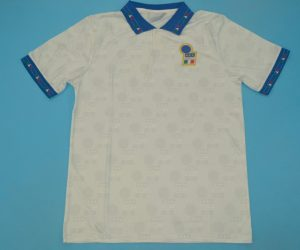 Shirt Front, Italy 1994 Away Short-Sleeve