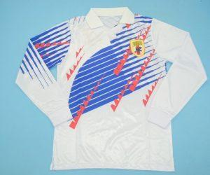 Shirt Front, Japan 1994 Away Long-Sleeve