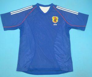 Shirt Front, Japan 2002 Home Short-Sleeve