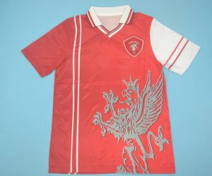 Shirt Front, Perugia 1998-1999 Home Short-Sleeve