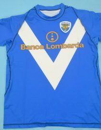 Shirt Front, Brescia 2003-2004 Home Short-Sleeve