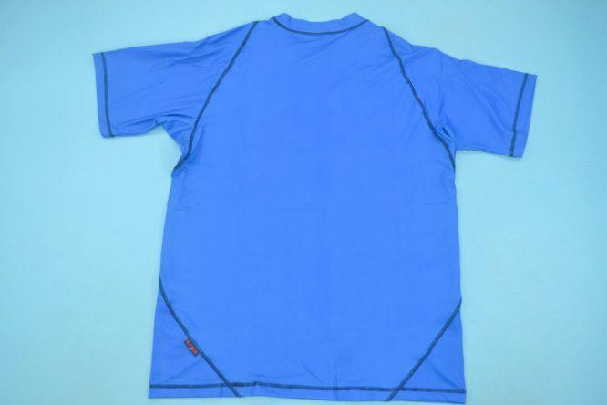 Shirt Back Blank, Brescia 2003-2004 Home Short-Sleeve