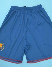 Shorts Front, Barcelona 2007-2008 Home Shorts