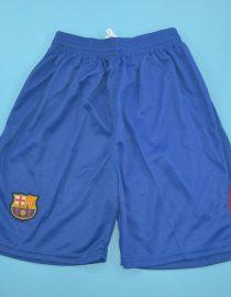 Shorts Front, Barcelona 2008-2009 Home Shorts