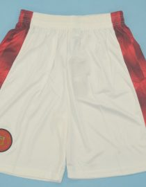 Shorts Front, Manchester United 1996-1998 Home Shorts