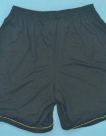 Shorts Back Blank, Real Madrid 2011-2012 Away Black Shorts