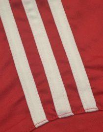 Shorts Details, Real Madrid 2011-2012 Third Red Shorts