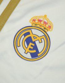 Shorts Real Madrid Logo, Real Madrid 2011-2012 Home Shorts