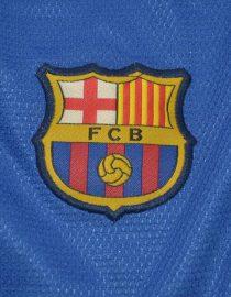 Shorts Barcelona Logo, Barcelona 2008-2009 Home Shorts