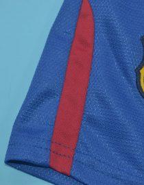 Shorts Details, Barcelona 2008-2009 Home Shorts