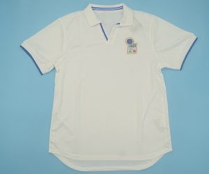 Shirt Front, Italy 1998 Away Short-Sleeve