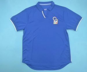 Shirt Front, Italy 1998 Home Short-Sleeve