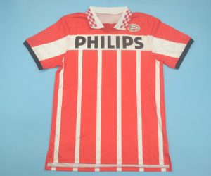 Shirt Front, PSV Eindhoven 1995-1996 Home Short-Sleeve