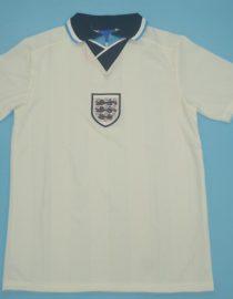 Shirt Front, England 1996 Home Short-Sleeve