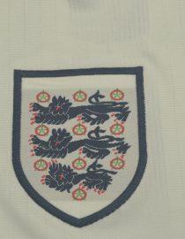 Shirt England Emblem, England 1996 Home Short-Sleeve