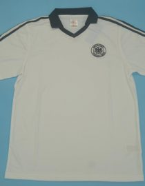 Shirt Front, Germany 1980 Home Short-Sleeve