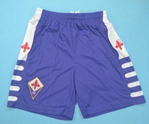 Shorts Front, Fiorentina 1998-1999 Home Shorts