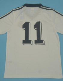 #11 Nameset, Germany 1980 Home Short-Sleeve