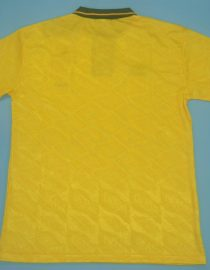 Shirt Back Blank, Brazil 1991-1993 Home Short-Sleeve