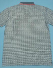 Shirt Back Blank, Manchester United 1995-1996 Away Short-Sleeve