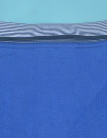 Shirt Collar Back, Everton 1995 FA Cup Final Home Short-Sleeve