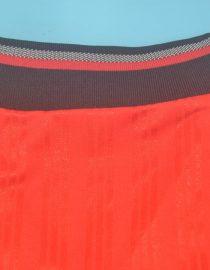 Shirt Collar Back, Rangers 1995-1996 Away Short-Sleeve