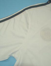 Shirt Sleeve, Germany 1980 Home Short-Sleeve