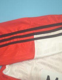 Shirt Sleeve, Rangers 1995-1996 Away Short-Sleeve